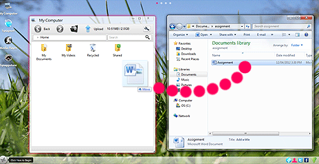 Need free cloud storage? Synaptop has you covered!