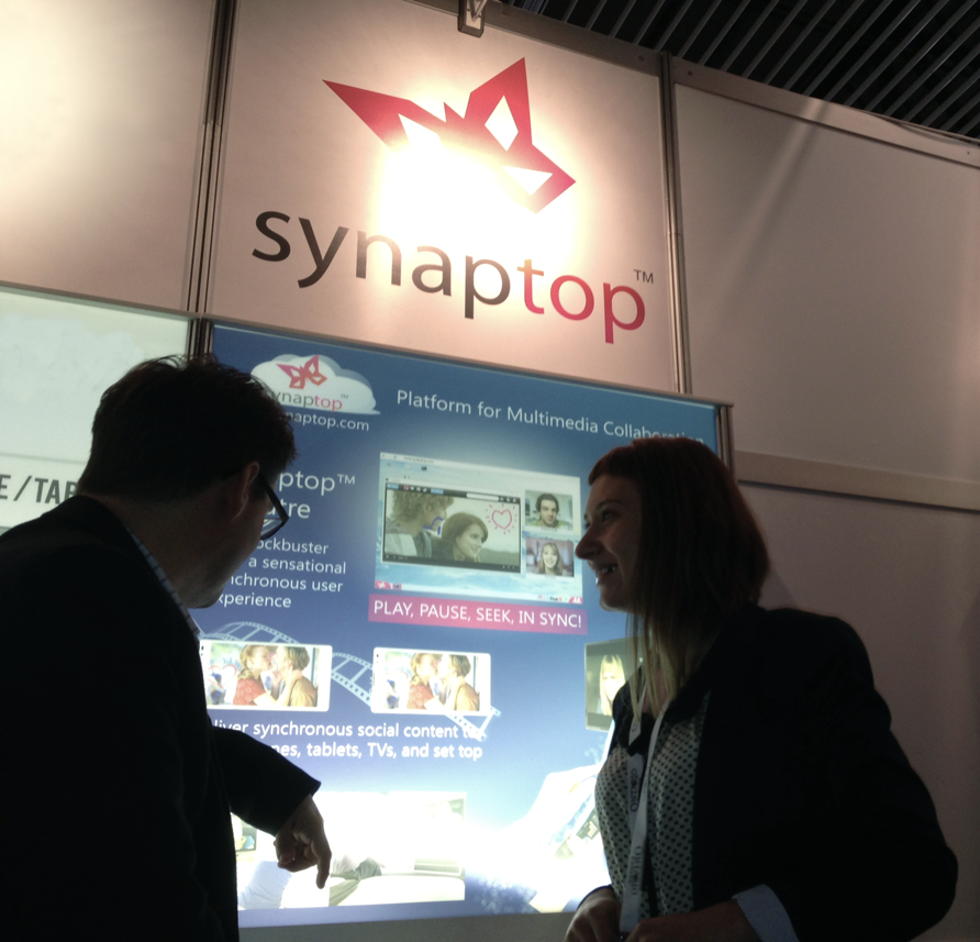 Synaptop in Amsterdam