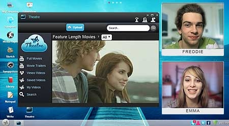 how to watch movies together with your friends online