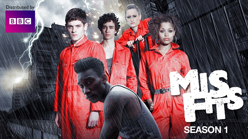 Watch Misfits online with friends live on Synaptop
