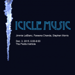 Icicle-poster